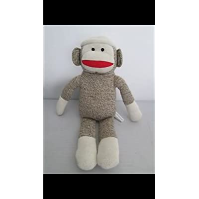Kohls Skippyjon Jones Sock Monkey Plush by Kohl's Cares: Toys & Games