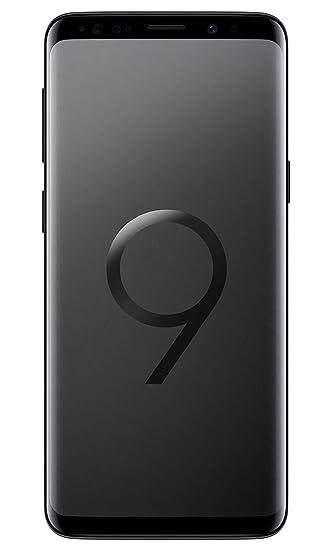 Samsung Galaxy S9 (4GB RAM, 64GB Storage, Midnight Black)