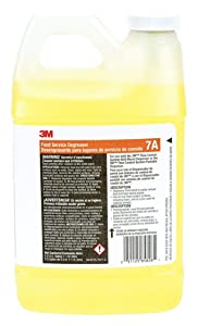 Food Service Degreaser, 1.9L, Yellow