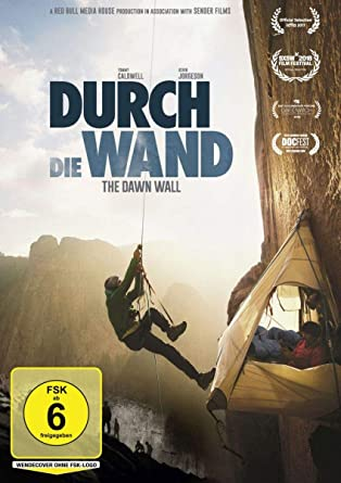 Image ofDurch die Wand - The Dawn Wall [Alemania] [DVD]
