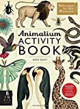 img - for Animalium Activity Book book / textbook / text book