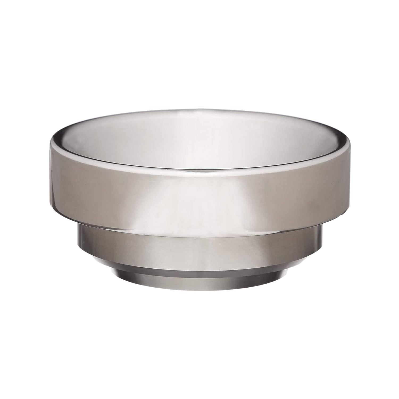 Scarlet Espresso portafiltros de Aufsatz 41/mm para extracci/ón perfecto durante cafeteras plata
