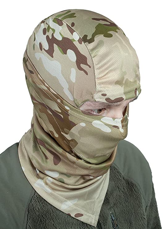 Amazon.com   East Military Balaclava Sniper by Currently used in Russian  Army (Black)   Sports   Outdoors e030374a38d0