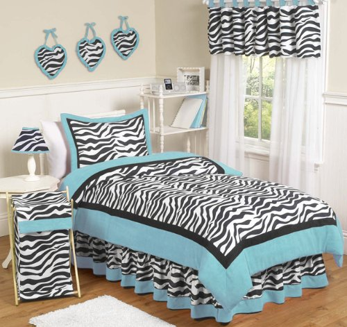 Zebra Kids Bedding - 8
