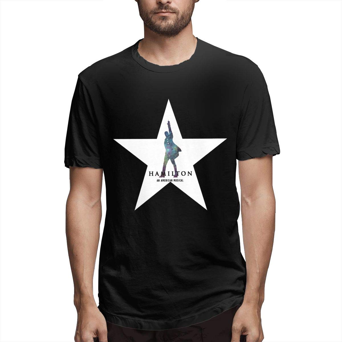 Cheny S Musicals Hamilton T-shirts Tops O-neck T