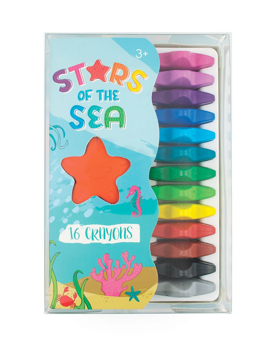 OOLY, Color Appeel Crayon Sticks, Set of 12 (133-55) Accessory Rejects from Studios Miscellaneous Child Non-Classifiable