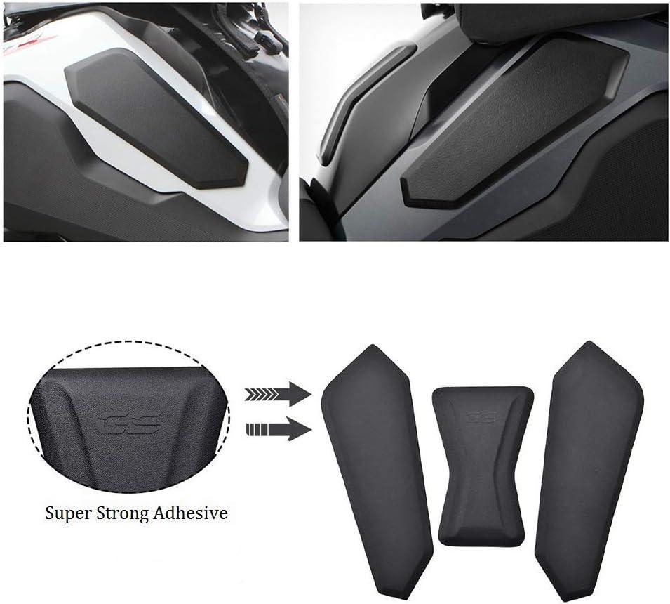 Tankpad Sticker Protection de Reservoir Moto Autocollant en Gel compatible pour BM.W F 750 F750 GS Jaune