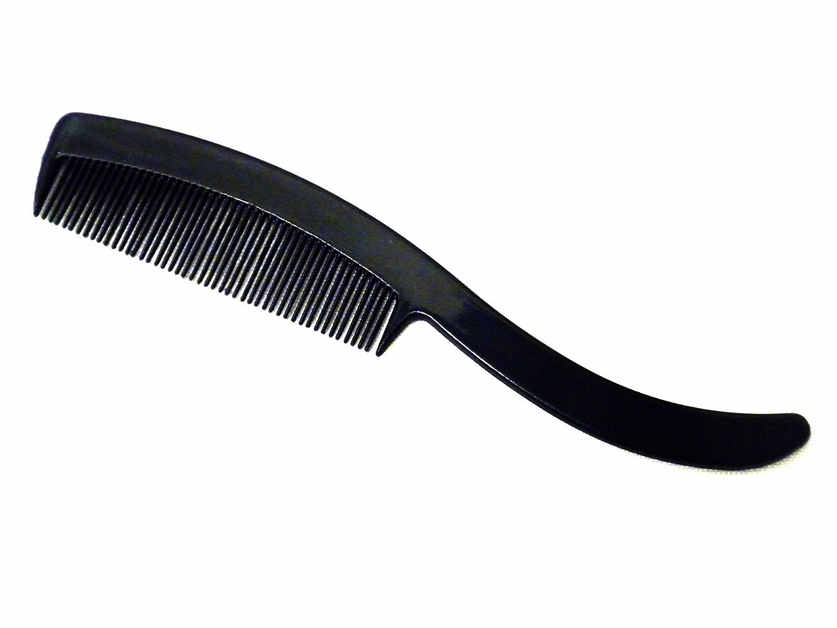 Colonel Ichabod Conk Mini Moustache Comb 171