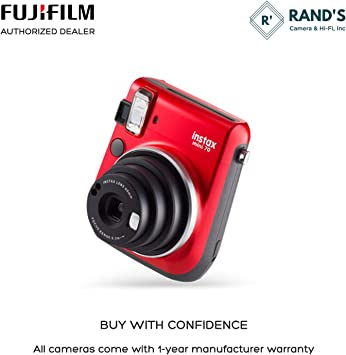 Rand's Camera Instax Mini 70 - Red product image 10