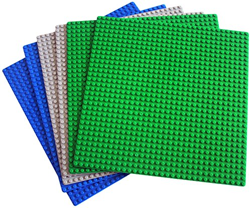 (dreambuilderToy Classic Building Base Plates 32x32 pegs or 10