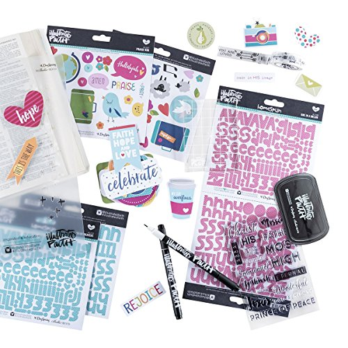 Illustrated Faith - Bible Journaling Kit