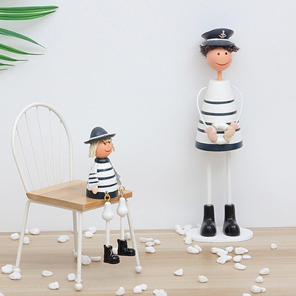 Mini decoración de silla de muebles de madera accesorios de ...