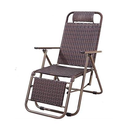 Chaise de jardin inclinable et pliante - fabriquée à partir ...