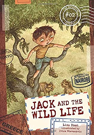 book cover of Jack and the Wild Life
