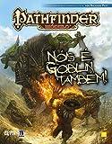 capa de Pathfinder: Nóis é Goblin Também!