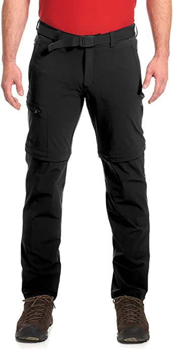 maier sports Bermuda Shorts Outdoor Pants//Functional Trousers//Shorts for Men with Bi-Elastic Waistband Quick Drying and Waterproof