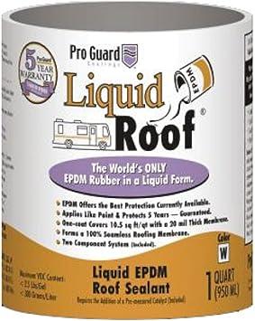 Amazon Com Proguard F9991q Liquid Roof Quart Automotive