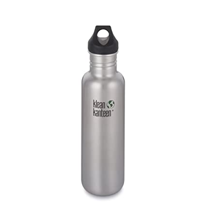 6f1504d333 Amazon.com : Klean Kanteen Classic Single Wall Stainless Steel Water ...