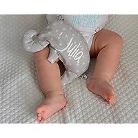 """Saquito térmico de semillas""""elefante"""", para bebé y personalizado. Nuestro saco térmico es ideal para aliviar los cólicos…"""