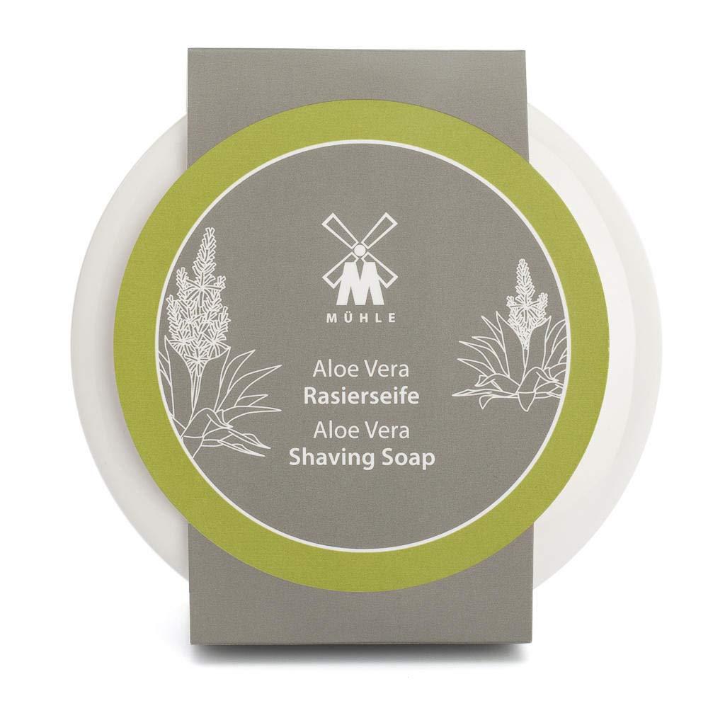 MÜHLE Aloe Vera Shaving Soap