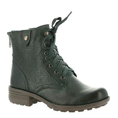 1db910a2eb508 Cobb Hill Women's Brunswick Lace Boot Chukka, Deep Sea Leather, 080 M US