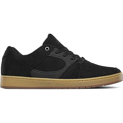 a69759289e8836 eS Men s Accel Slim Skate Shoe Black Grey Gum 7.0 Medium US