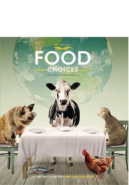 Top 7 Food Choices Bluray