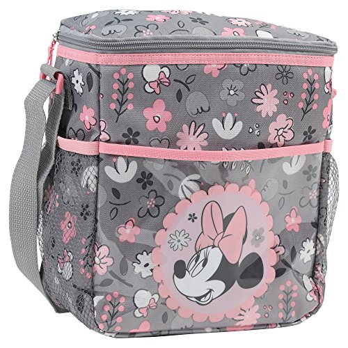 Disney Minnie Mouse Mini Diaper Bag, Love and Bows