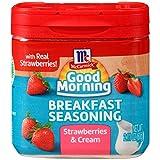 McCormick Good Morning Strawberries & Cream Breakfast Seasoning, 2.11 oz