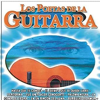 Los Poetas de la Guitarra de Los Poetas De La Guitarra en Amazon ...