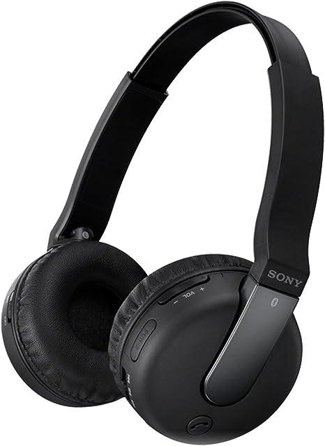 Sony DRB-TN200B.CE7 Casque Arceau Bluetooth