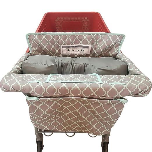 Adminitto88 Cojines para Tronas para Bebé Cubierta para ...