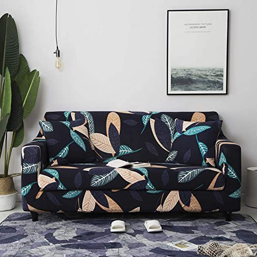 Funda elástica para sofá de Diferentes Formas, 1 Funda de ...