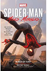 Marvel's Spider-Man: Miles Morales – Wings of Fury (Marvels Spider-man: Miles Morales) Kindle Edition