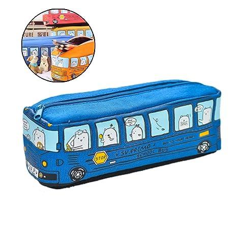 Amazon.com: Bolsa de tela de lona para niños, diseño de ...