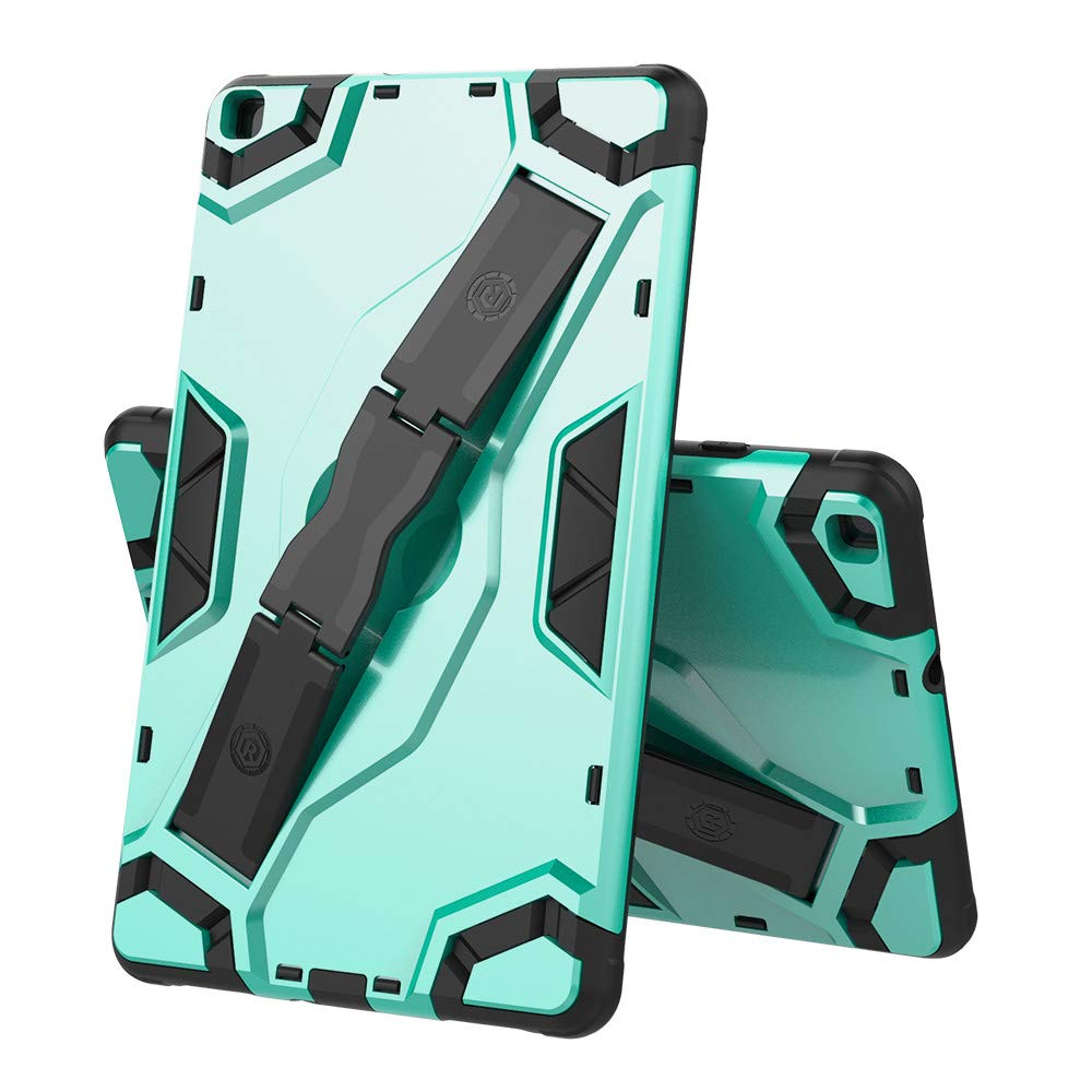 1KTon For Samsung Galaxy Tab A 8.0 2019 SM-T290 T295 Tablet Tough Kids Handle Stand by 1KTon