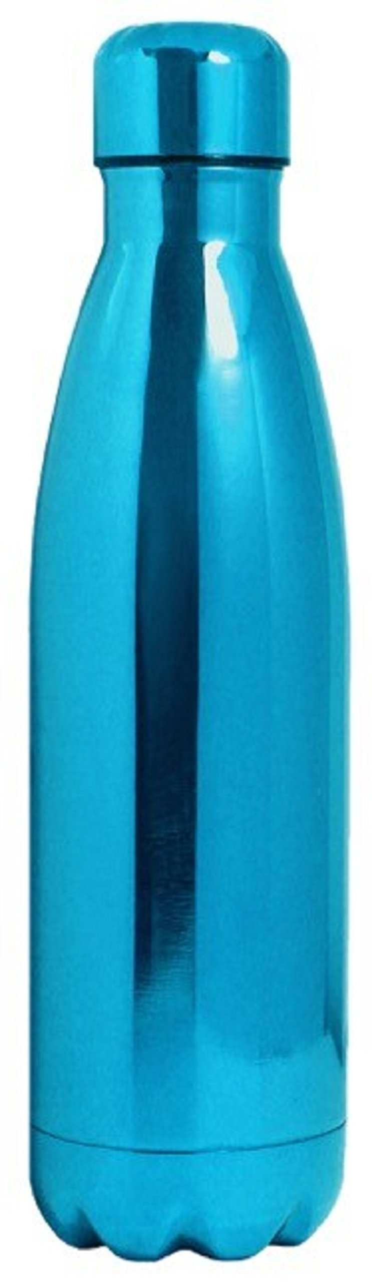 Wellness Insulated Electroplated Finish Double Wall Vacuum Sealed Stainless Steel Water Bottle, 25 oz, Emerald
