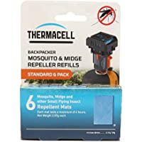 Thermacell Standard Mosquito Repellent Mat Refill Pack (6 Mats)