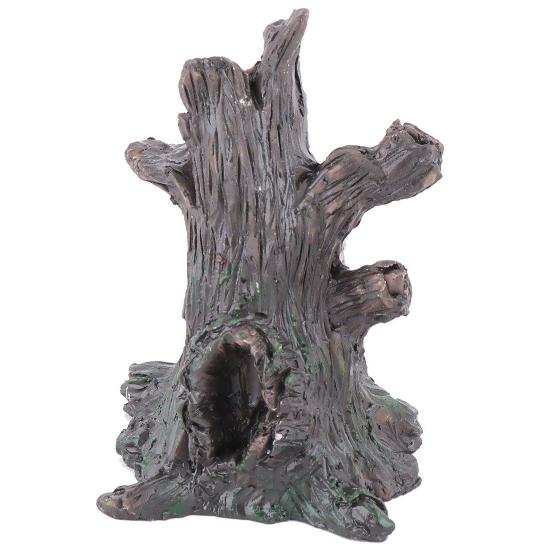 Amazon.com: eDealMax Resina Family Office en huecos de árboles Diseño DIY Mesa de escritorio paisaje de la decoración Modelo: Home & Kitchen