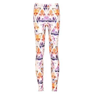 SXZG Pantalones De Yoga para Mujer Leggings De Nueve Puntos ...