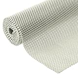 non adhesive shelf liners - Grip Liner Non-Adhesive Shelf Liner, Anti-Slip Mat Drawer Liner 12 in. x 20 ft. (White)