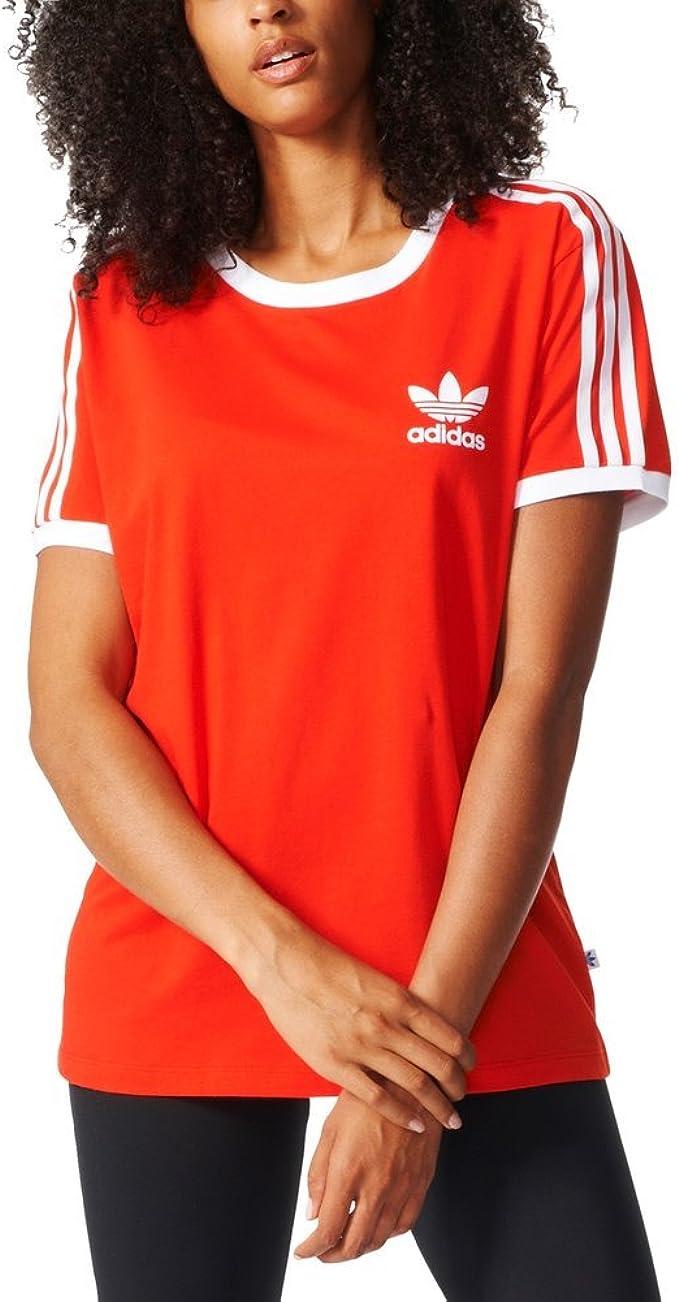 adidas 3Stripes T Shirt, Damen