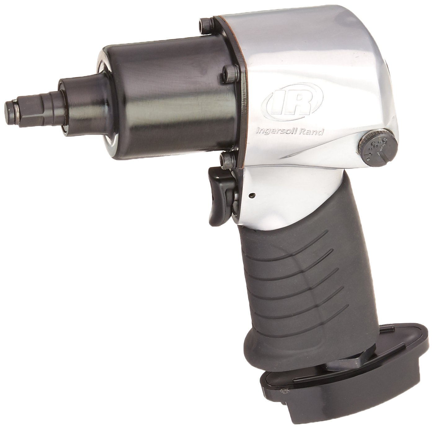 Ingersoll Rand 215G 3/8-Inch Edge Series Air Impactool, Silver