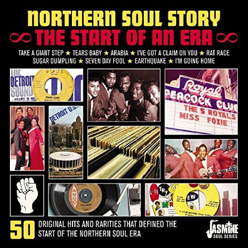 Northern Soul Story - The Start Of An Era - 50 Original Hits & Rarities That Defined The Start Of The Northern Soul Era [ORIGINAL RECORDINGS REMASTERED] 2CD -