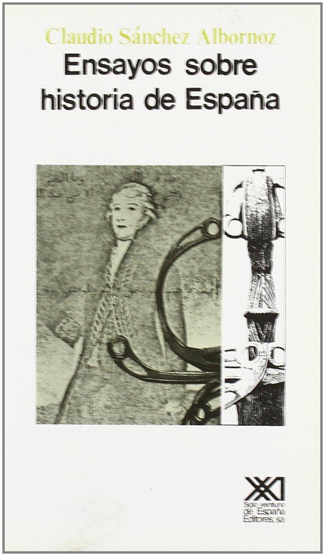 Ensayos sobre historia de España: Amazon.es: Sánchez-Albornoz, Claudio, Lara, Diego: Libros