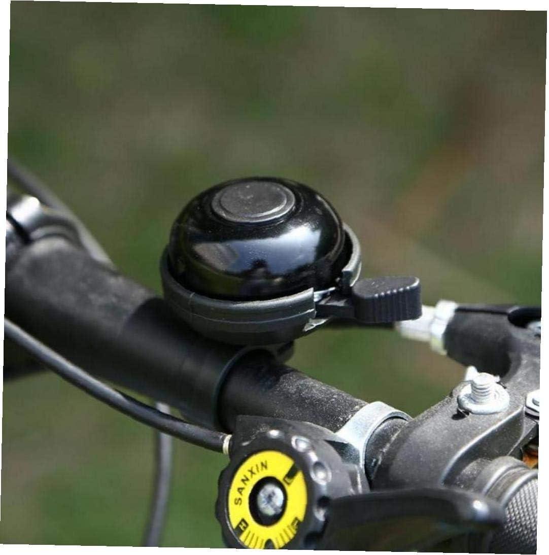 M/étal Bell Road Mountain Bike Ordinaire de Bell en Alliage daluminium v/élo Guidon Anneau Corne Avertissement dalarme de s/écurit/é