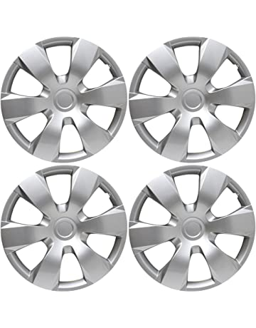 amazon hubcaps hubcaps trim rings hub accessories 1956 Cadillac Convertible 16 inch hubcaps best for 2007 2011 toyota camry set of 4