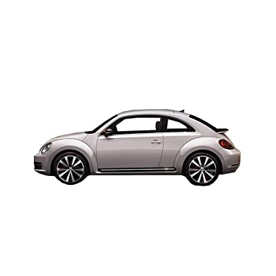 Wheelzone for Volkswagen Beetle A5 2011 Stone Chip Film De Protection pour Peinture Film Paint Decal - for Rear Archs Only