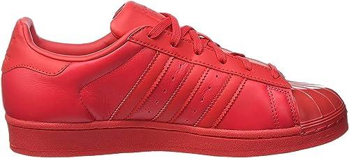 adidas donna scarpe superstar rosse