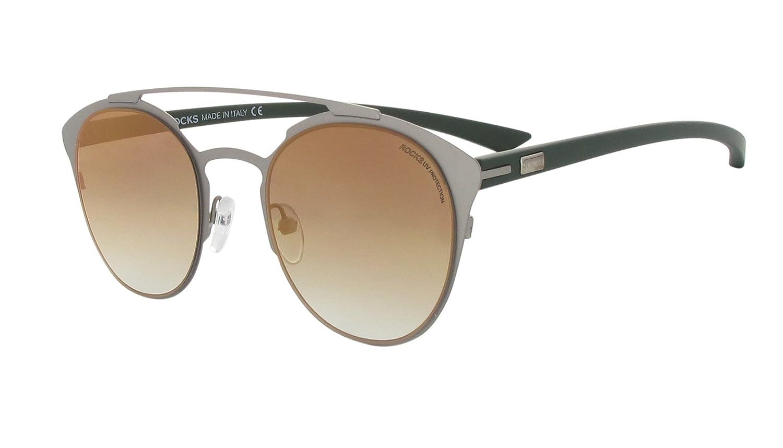 Rocks Eyewear - Sapphire Brown - Made in Italy - Gafas de ...